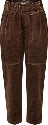 Brunello Cucinelli Velvet Pants
