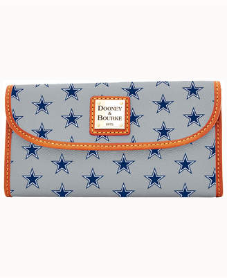 Dooney & Bourke Dallas Cowboys Clutch