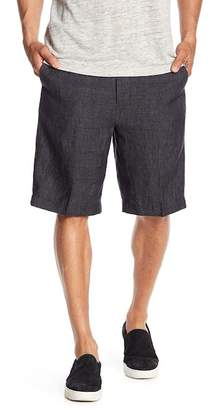 Vince Relaxed Linen Shorts