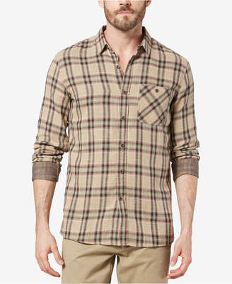 Dockers Double-Weave Plaid Shirt