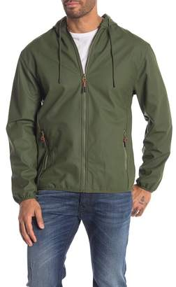 Weatherproof Vintage Fleece Lined Hooded Shirt Jacket