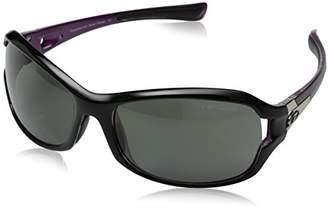 Tifosi Optics Women's Dea SL 0090503251 Polarized Wrap Sunglasses