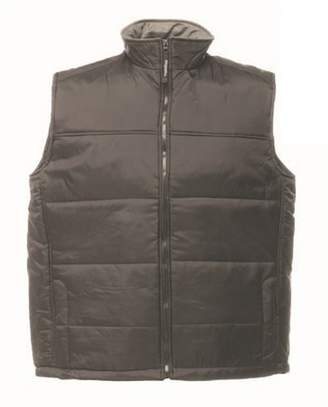 Regatta Mens Stage Padded Thermoguard Bodywarmer / Sleeveless Jacket (3XL)