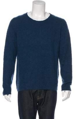 Hermes Cashmere & Silk-Blend Crew Neck Sweater