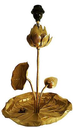 One Kings Lane Vintage French Table Lamp - Thomas Brillet Inc.