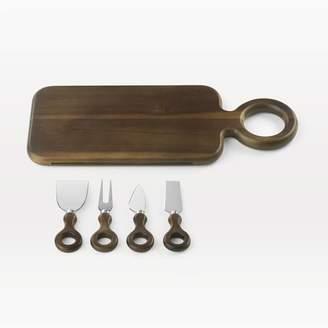 west elm Dansk Niklas Cheese Board + Knives Set