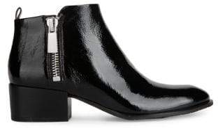 Kenneth Cole New York Addy Patent Leather Booties