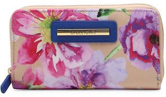 BraccialiniBraccialini Cristina Floral Zip-Around Wallet