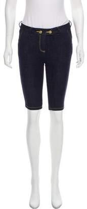 Rachel Zoe Mid-Rise Knee-Length shorts