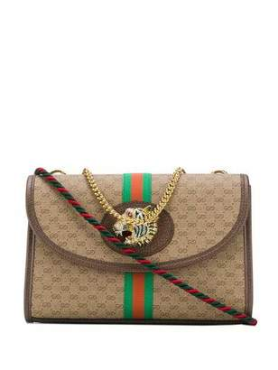 ae786c1e8 Gucci Linea Rajah Small Crossbody Shoulder Bag