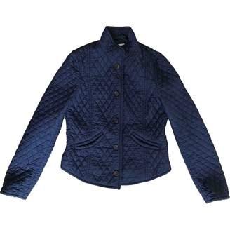Aigner Blue Coat for Women