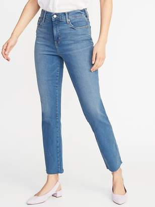Old Navy High-Rise Secret-Slim Pockets Flare Ankle Jeans for Women