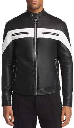 Blank NYC BLANKNYC Faux-Leather Biker Jacket
