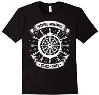 N. Boats Hoes Prestige Worldwide T-shirt