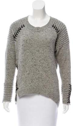Generation Love Oversize Tie-Up Sweater