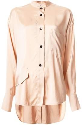 Petar Petrov Bavin button shirt