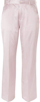 Our Legacy Sailor Wide-leg Cotton-blend Trousers