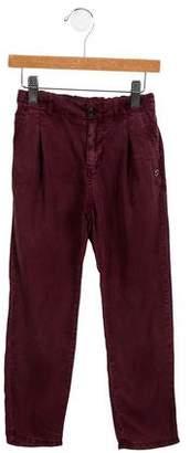 Gucci Boys' Logo Straight-Leg Pants