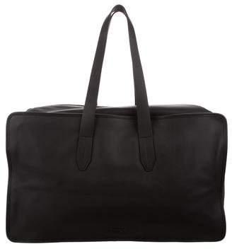 Uri Minkoff Wythe Weekender Leather Duffel Bag w/ Tags