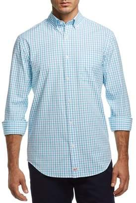 Vineyard Vines The Marls Tattersall Regular Fit Button-Down Shirt