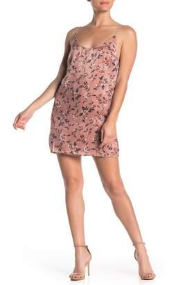 Honeybelle Honey Belle Spaghetti Strap Printed Dress