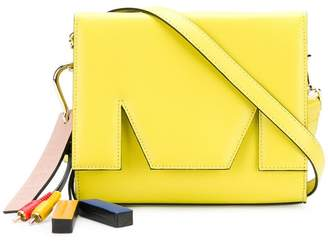 MSGM M crossbody bag