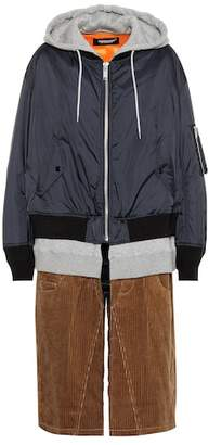 Undercover Hybrid coat