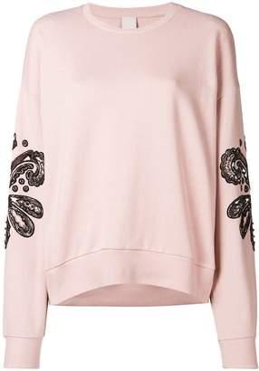 Pinko (ピンコ) - Pinko Valigia sweatshirt