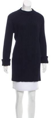 Celine Long Sleeve Wool Sweater