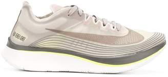 Nike platform runner sneakers
