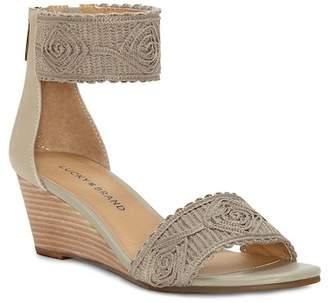 Lucky Brand Joshelle Wedge Sandal (Women)