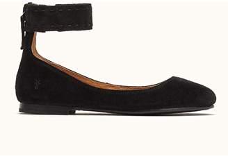 Frye Women's Carson Ankle Ballet Flat