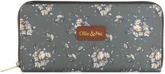 Ollie & Nic Ditsy ziparound purse