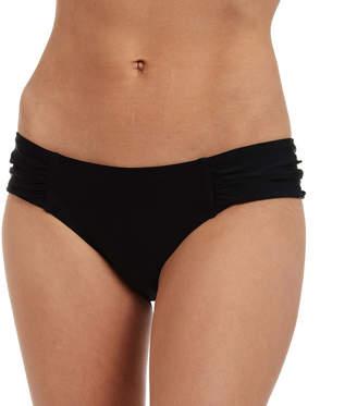 Cyn & Luca Stripe Hipster Swimsuit Bottom