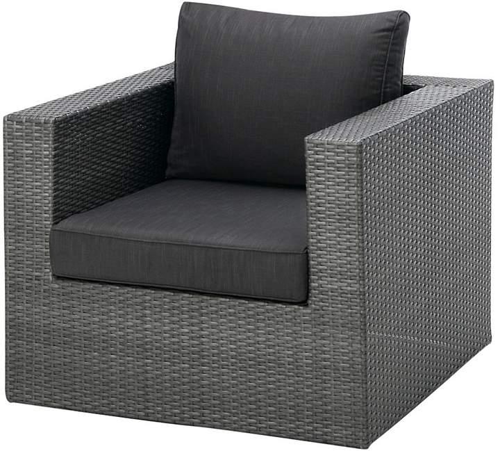 Best Freizeitmöbel Sessel Lounge Aruba (inkl. Sitz- und Rückenpolster)