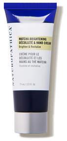 Naturopathica Matcha Brightening Decollete Hand Cream