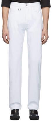 Random Identities White 80s Jeans