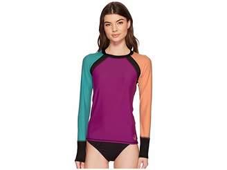 Body Glove Bounce Surf's Up Rashguard Women's Swimwear