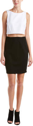 Bailey 44 Bailey44 Mesh Waist Sheath Dress