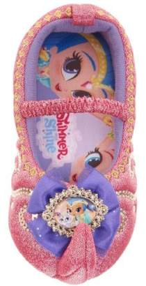 Nickelodeon Nickeloedeon Girl's Shimmer & Shine Slippers