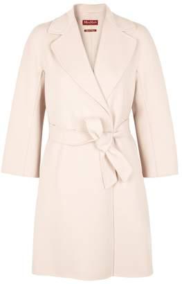 Max Mara Shaila Double-faced Wool-blend Coat