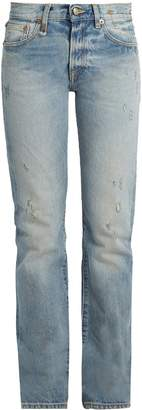 R 13 Classic Portsmouth boyfriend jeans