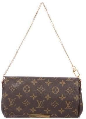 Louis Vuitton Monogram Favorite PM w/Strap