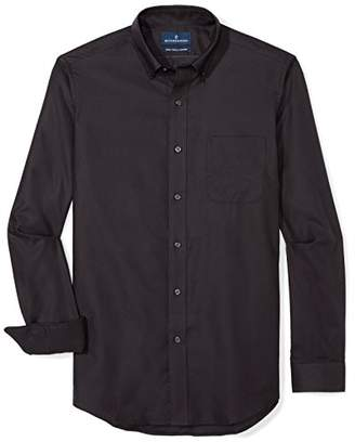 Buttoned Down Men's Classic Fit Supima Cotton Button-Collar Sport Shirt