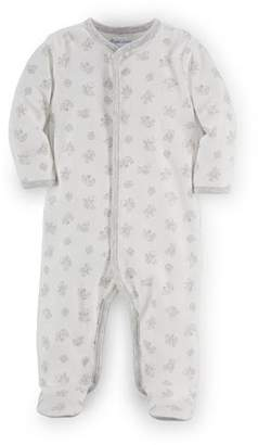 Ralph Lauren Childrenswear Printed Interlock Footie Pajamas, Size Newborn-9 Months