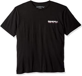 Margaritaville Men's Short Sleeve Cheeseburger Diner T-Shirt