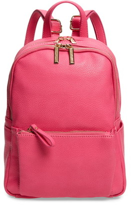 Mali & Lili Thea Medium Vegan Leather Backpack