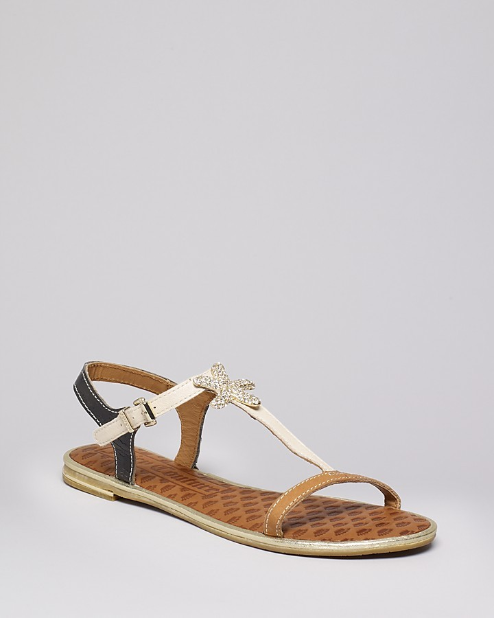 Juicy Couture Flat Sandals - Alana