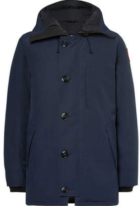 Canada Goose Chateau Shell Hooded Down Parka - Blue