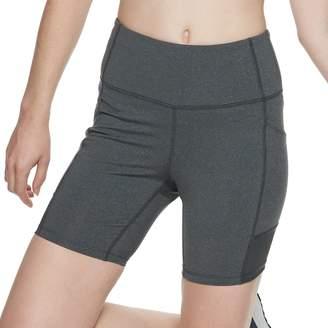 """Tek Gear Women's 7"""" Shapewear High-Waisted Shorts"""